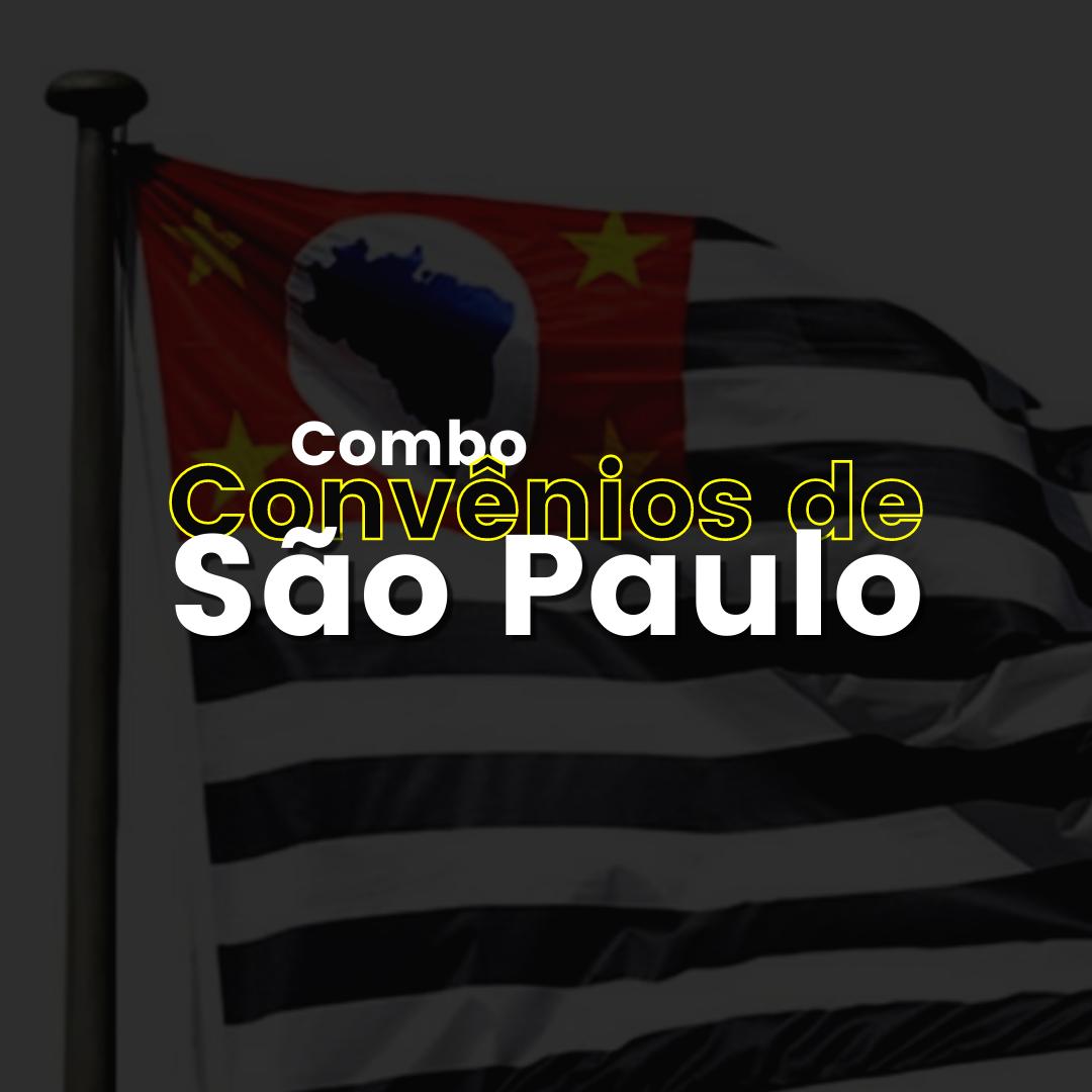 COMBO CONVÊNIOS DE SÃO PAULO