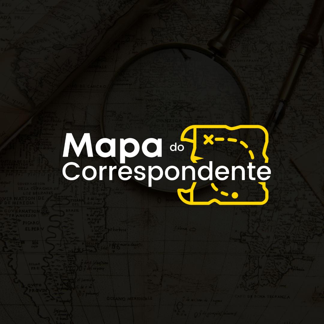 MAPA DO CORRESPONDENTE